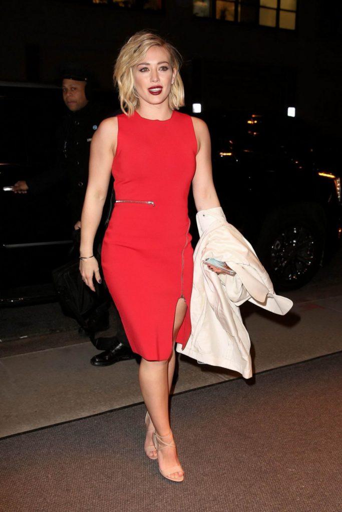 Hilary Duff Feet Photos