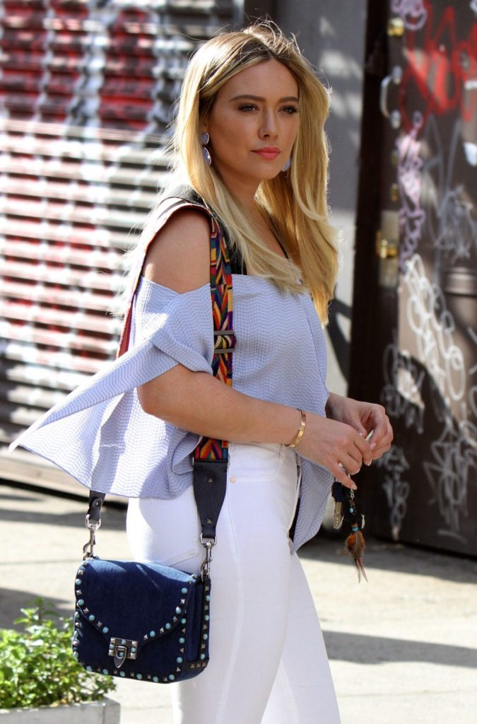 Hilary Duff Jeans Images