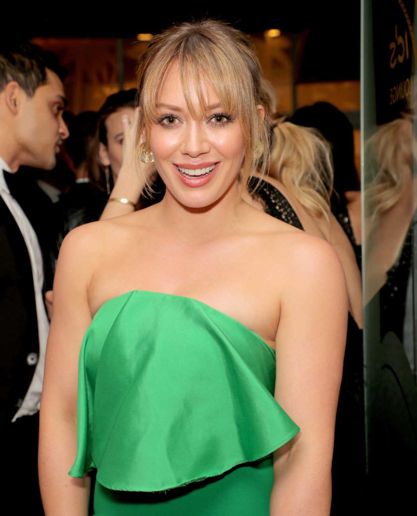 Hilary Duff Leaked Images