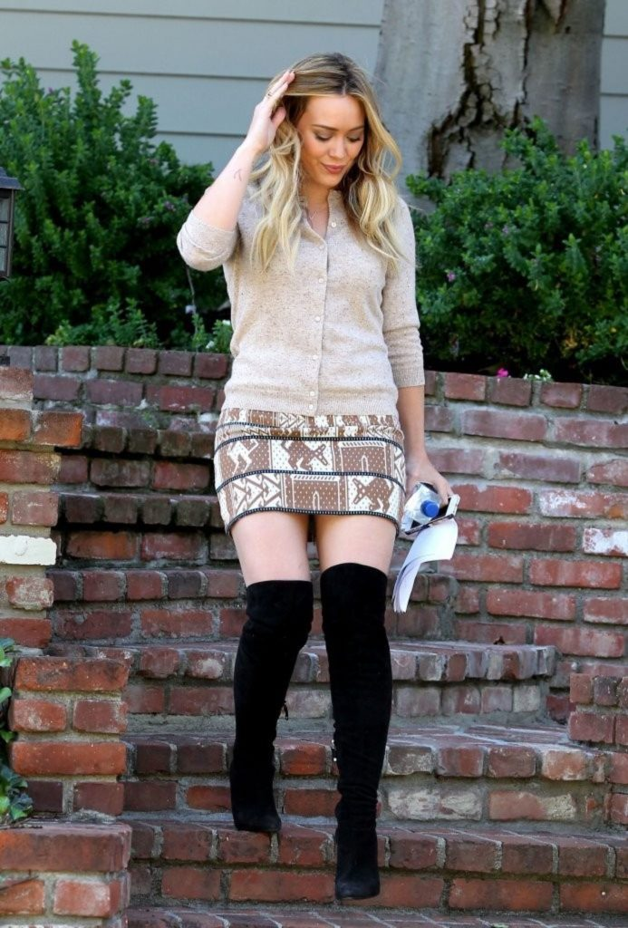 Hilary Duff Sexy Pics