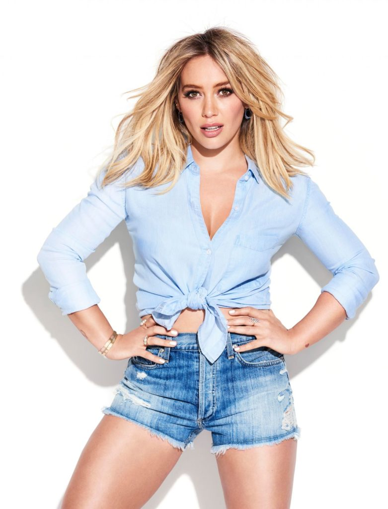Hilary Duff Shorts Photos