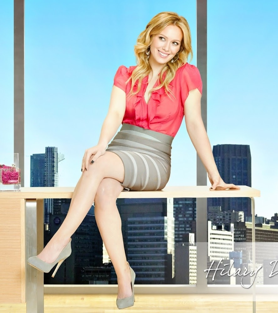 Hilary Duff Shorts Wallpapers