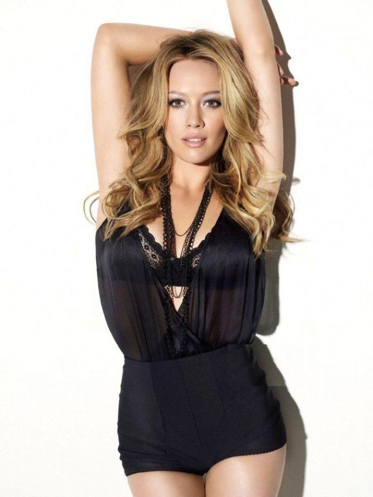 Hilary Duff Swimsuit Pics