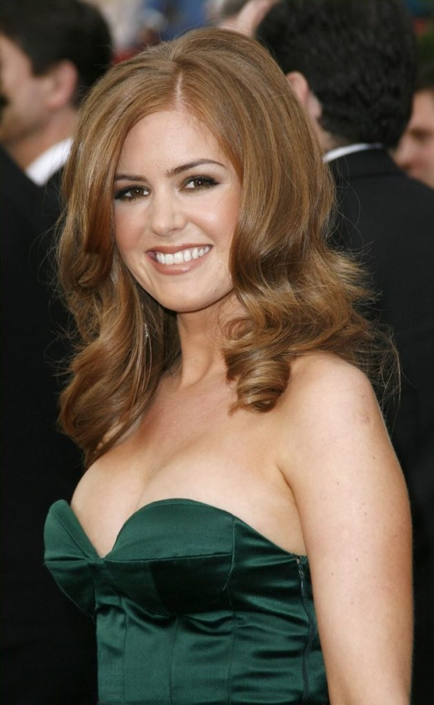 Isla Fisher Boobs Images
