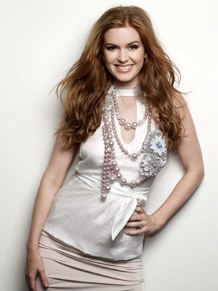 Isla Fisher Cute Smile Images
