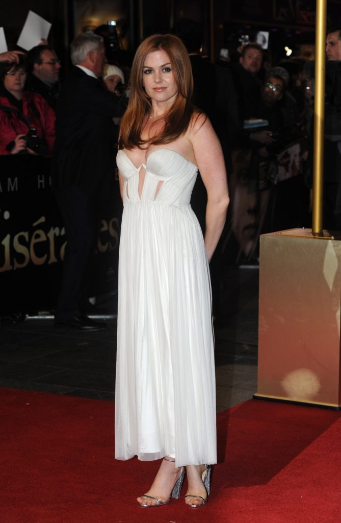 Isla Fisher Leaked Images