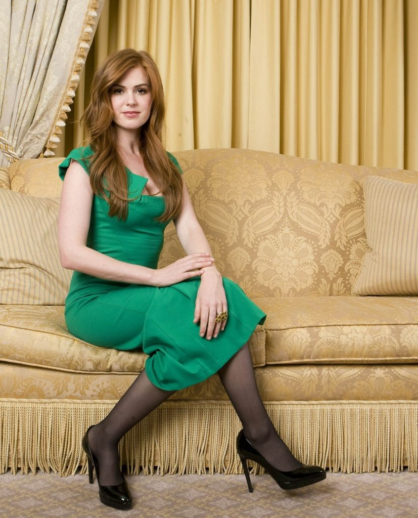 Isla Fisher Leggings Pics