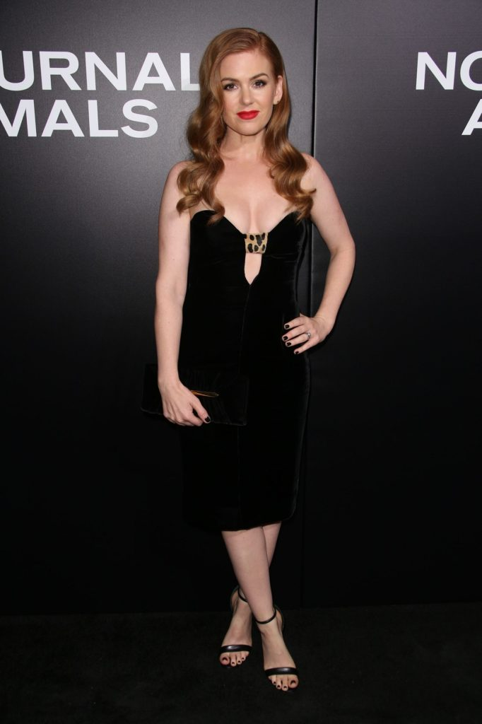 Isla Fisher Legs Pictures