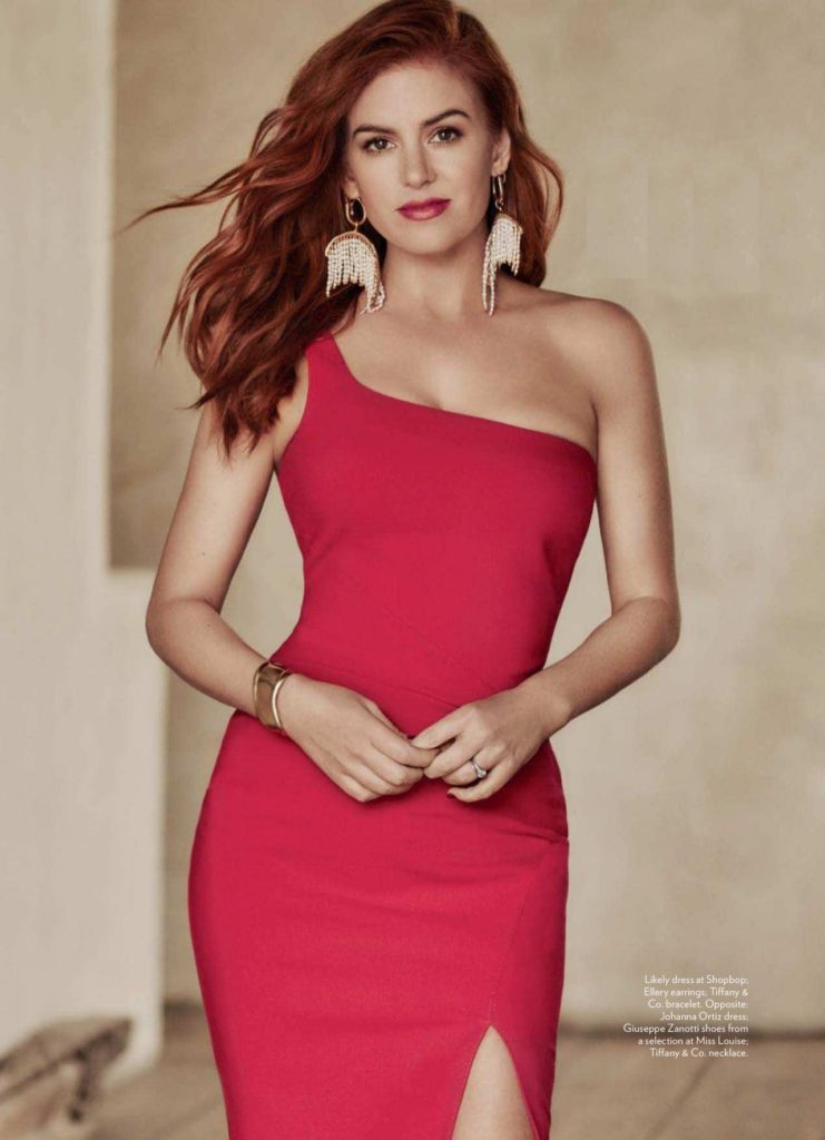Isla Fisher Offsholder Images