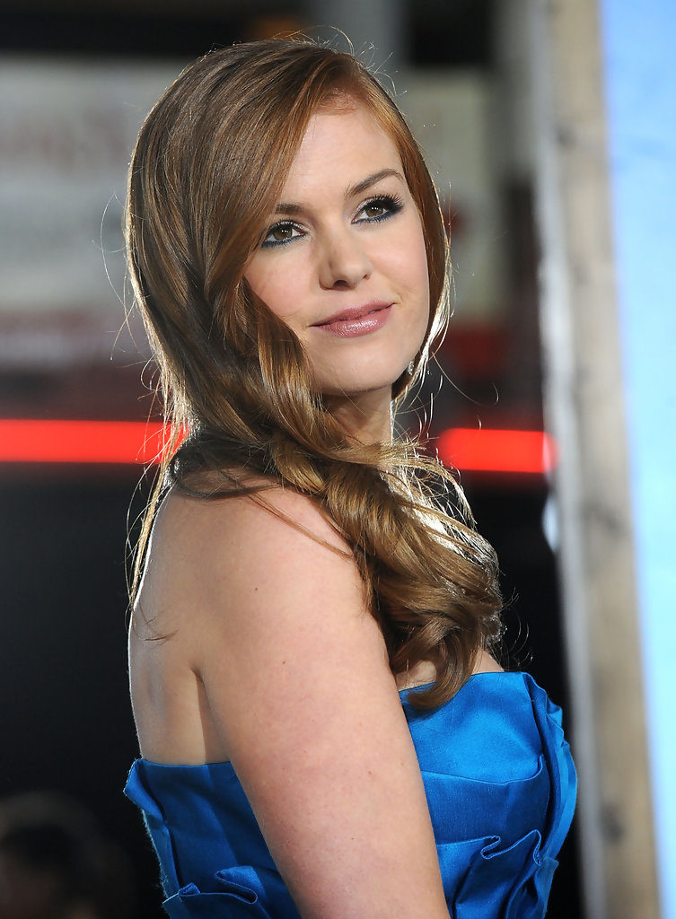 Isla Fisher Oops Moment Wallpapers
