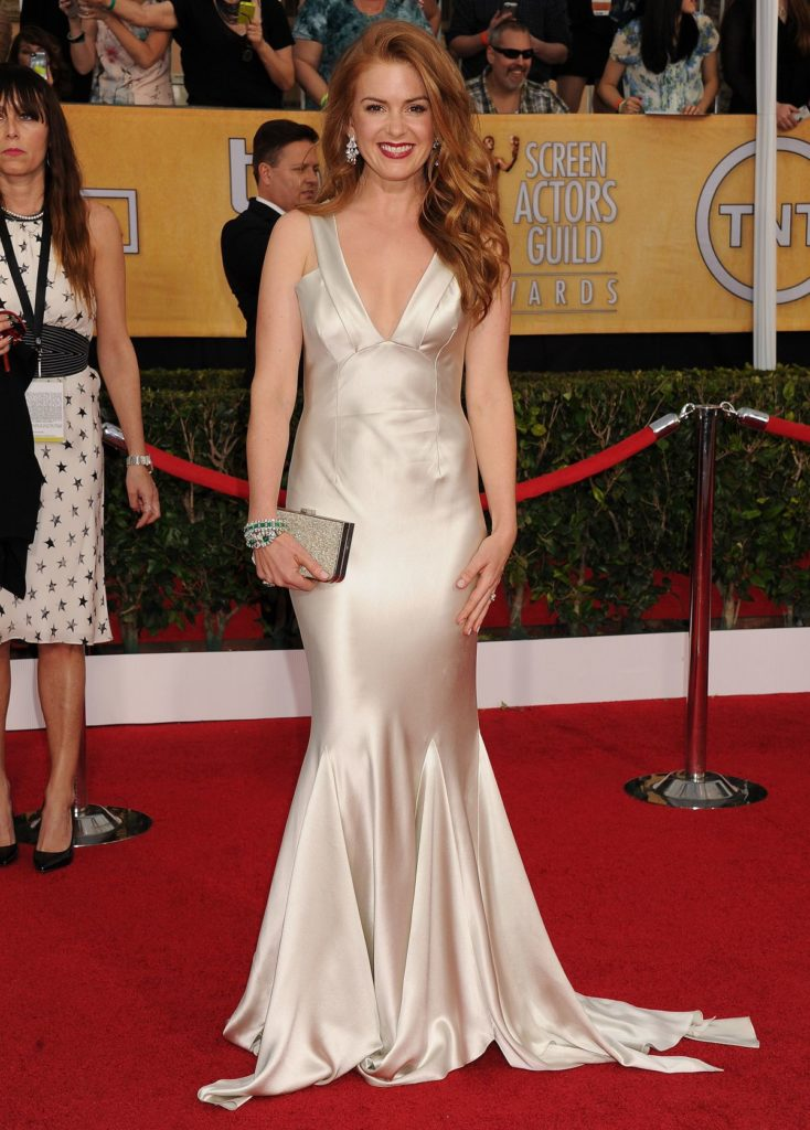 Isla Fisher Red Carpet Photos