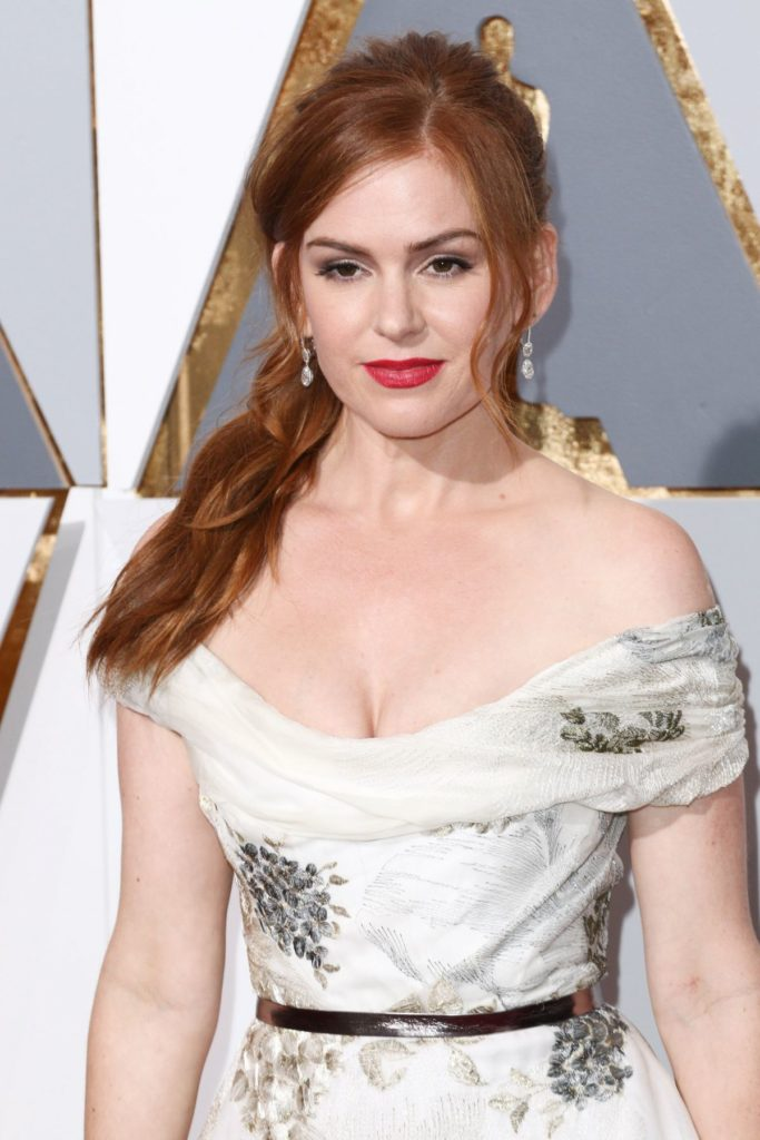 Isla Fisher Topless Images