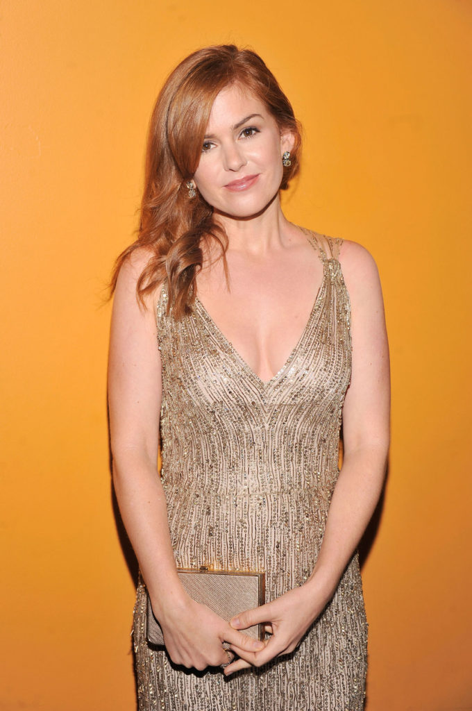 Isla Fisher Hot Wallpapers
