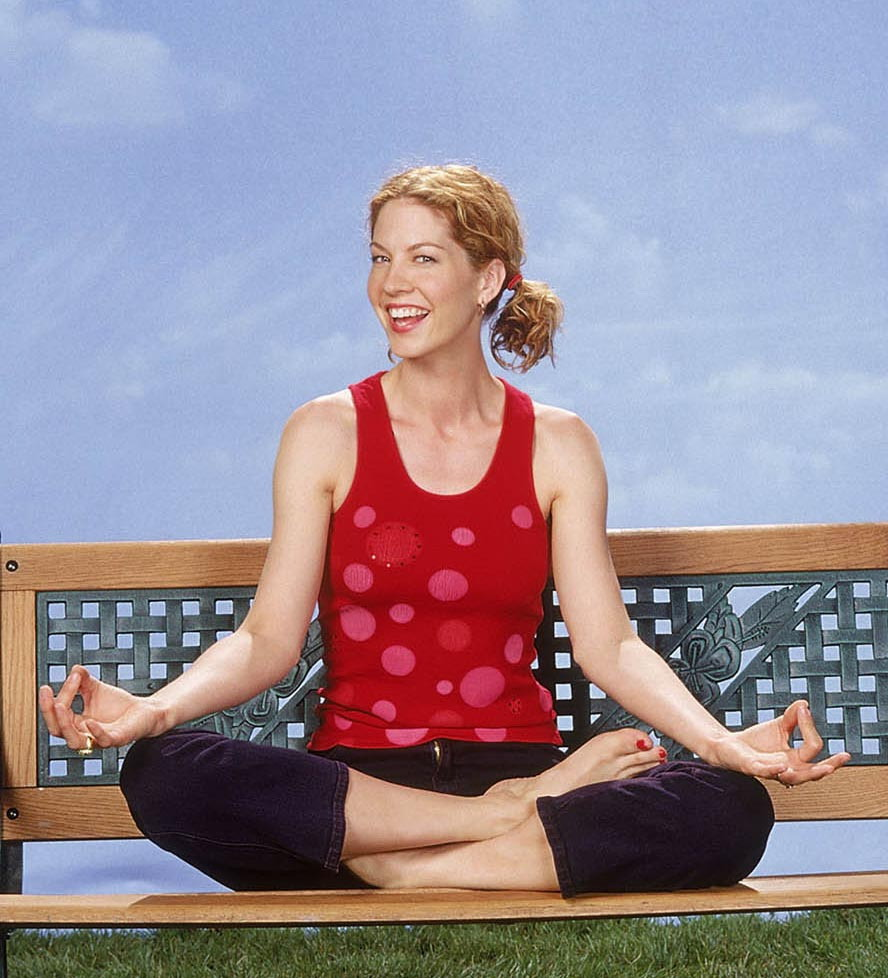 Jenna Elfman Leggings Pictures
