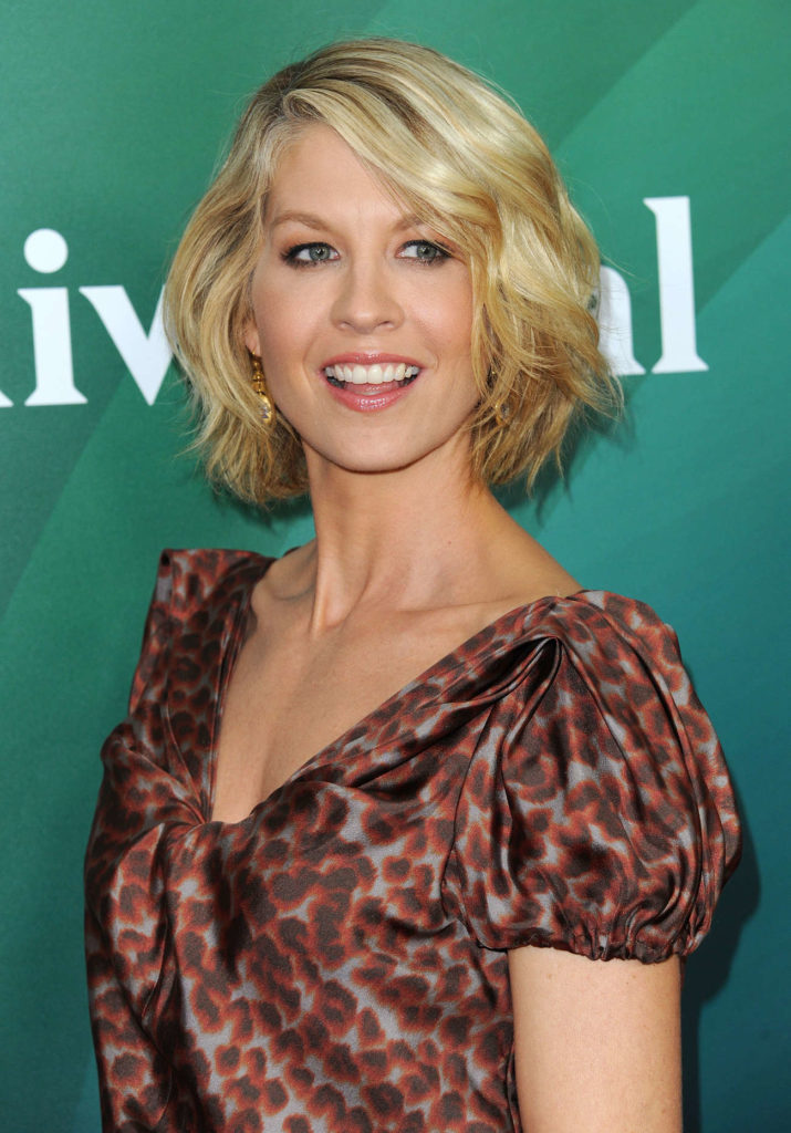 Jenna Elfman Smile Wallpapers