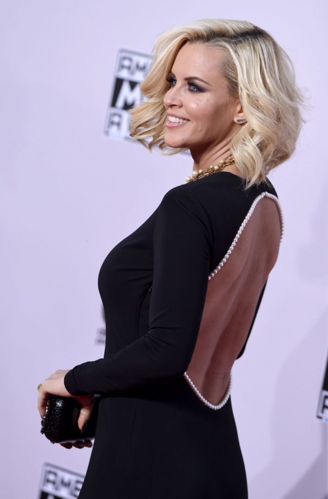 Jenny McCarthy Backless Images