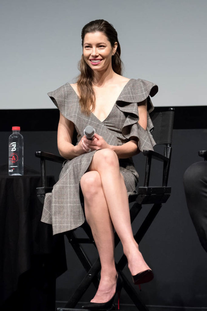 Jessica Biel Feet Photos