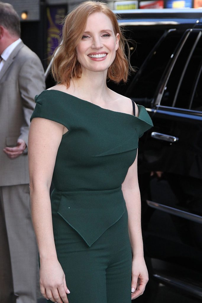 Jessica Chastain Event Photos