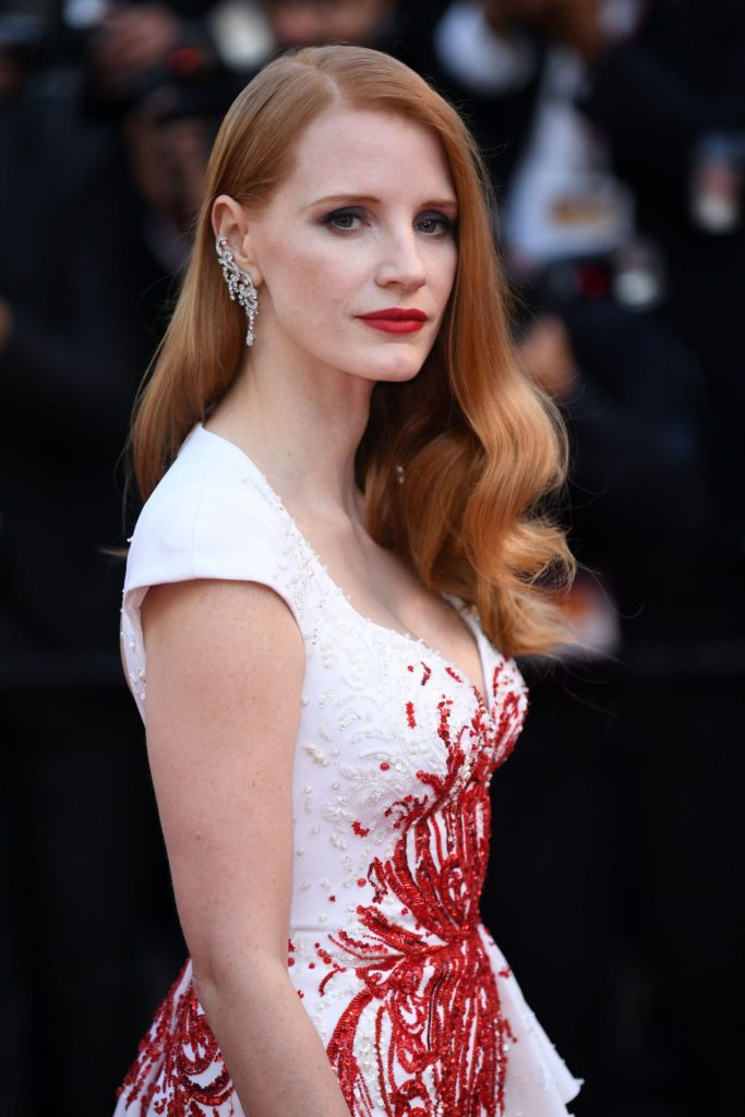 Jessica Chastain Images Gallery