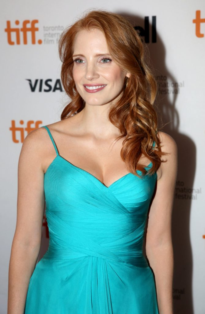 Jessica Chastain Latest Pics
