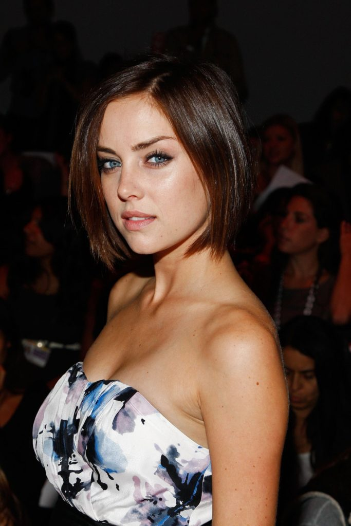 Jessica Stroup Braless Photos