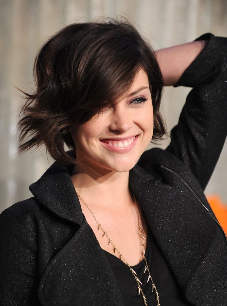 Jessica Stroup Cute Smile Images
