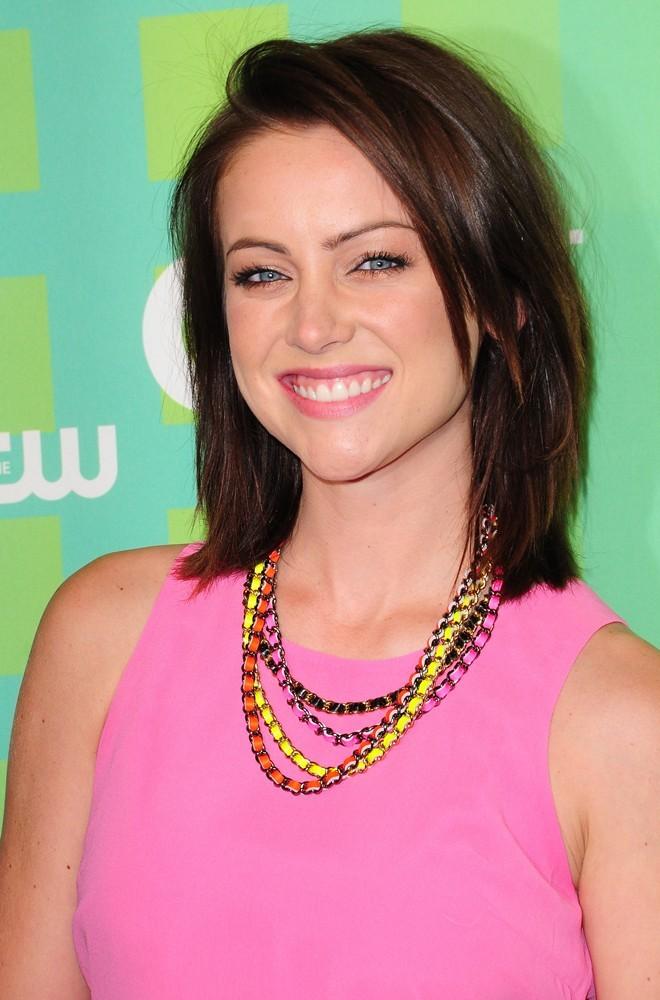 Jessica Stroup Cute Smile Pics