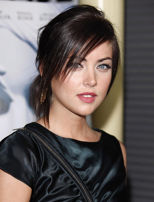 Jessica Stroup Short Hair Pics