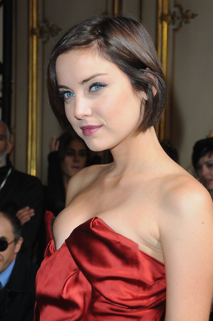 Jessica Stroup Topless Pics