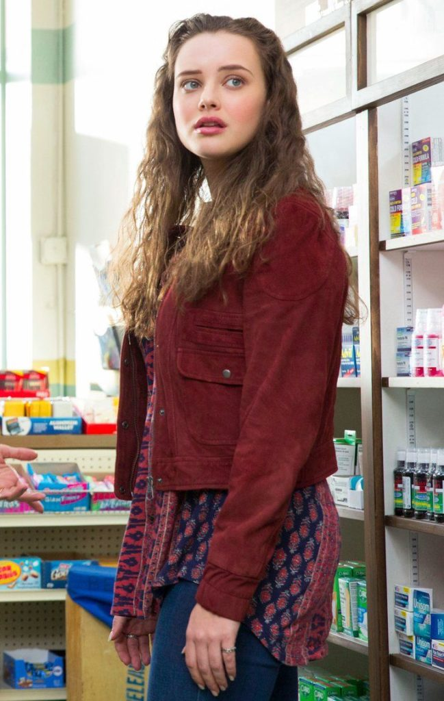 Katherine-Langford-Oops-Moment-Pictures