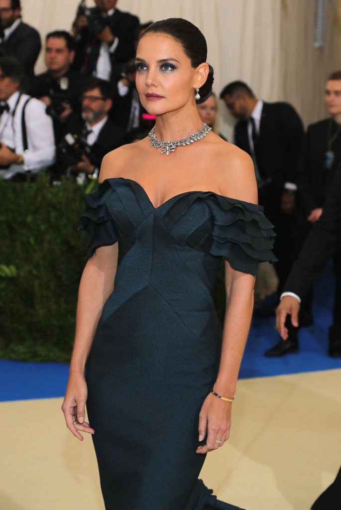 Katie-Holmes-In-Gown-Images