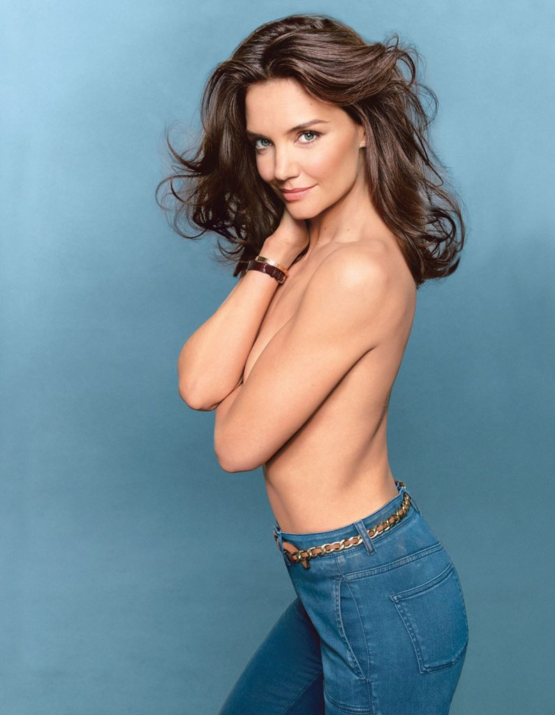 Katie-Holmes-Without-Bra-Pictures