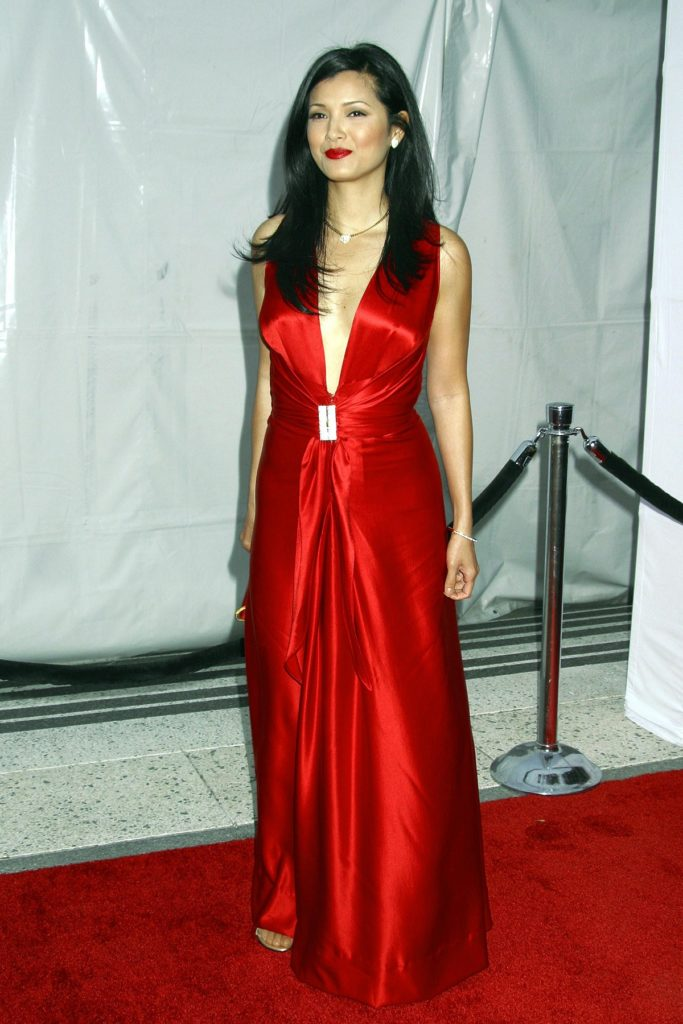 Kelly-Hu-In-Red-Clothes-Pics