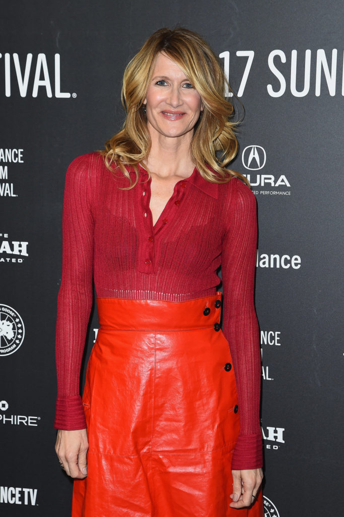 Laura-Dern-In-Red-Clothes-Pics