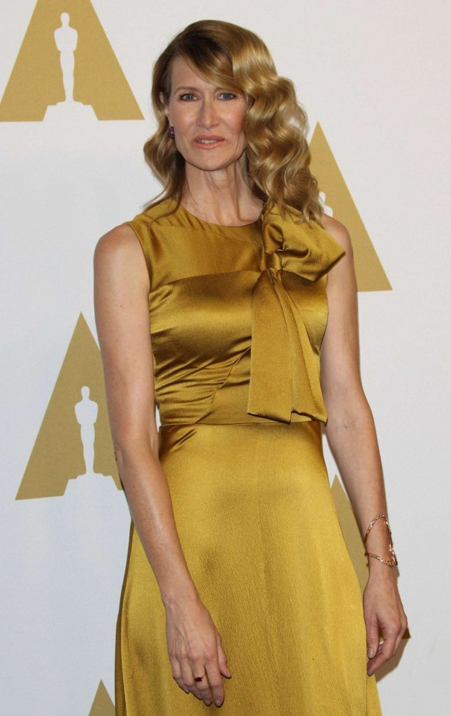 Laura-Dern-In-Yellow-Dress-Pictures