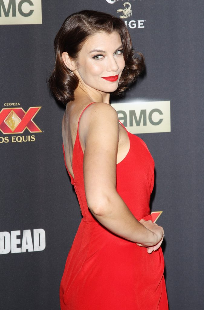 Lauren-Cohan-Backless-Images