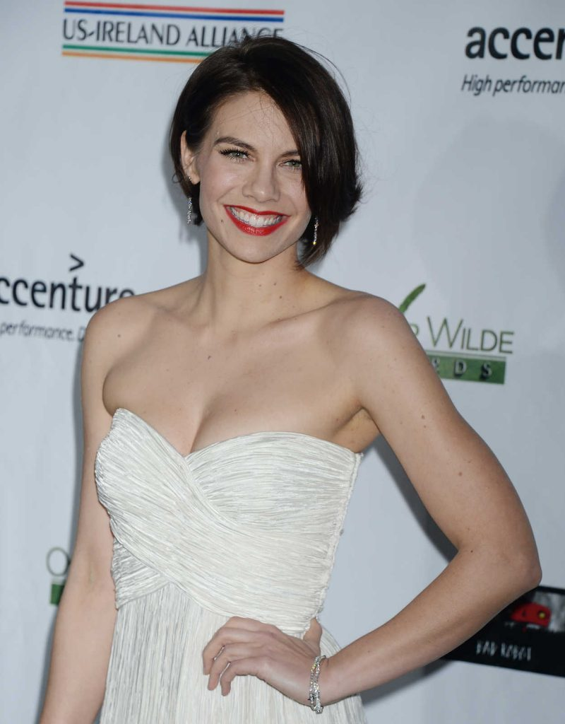 Lauren-Cohan-Makeup-Pictures