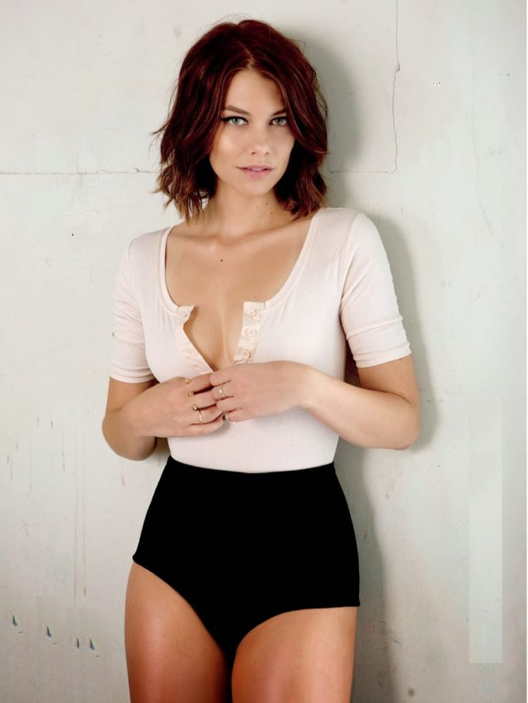 Lauren-Cohan-Swimsuit-Pictures