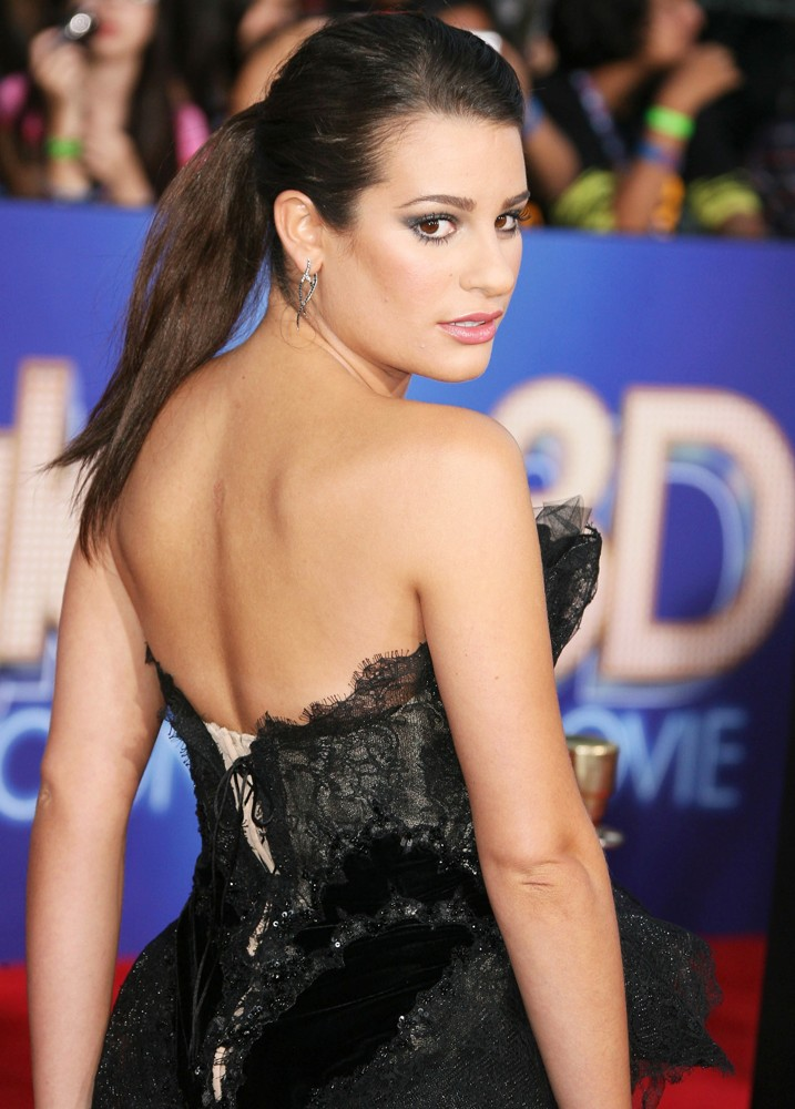 Lea-Michele-Backless-Wallpapers