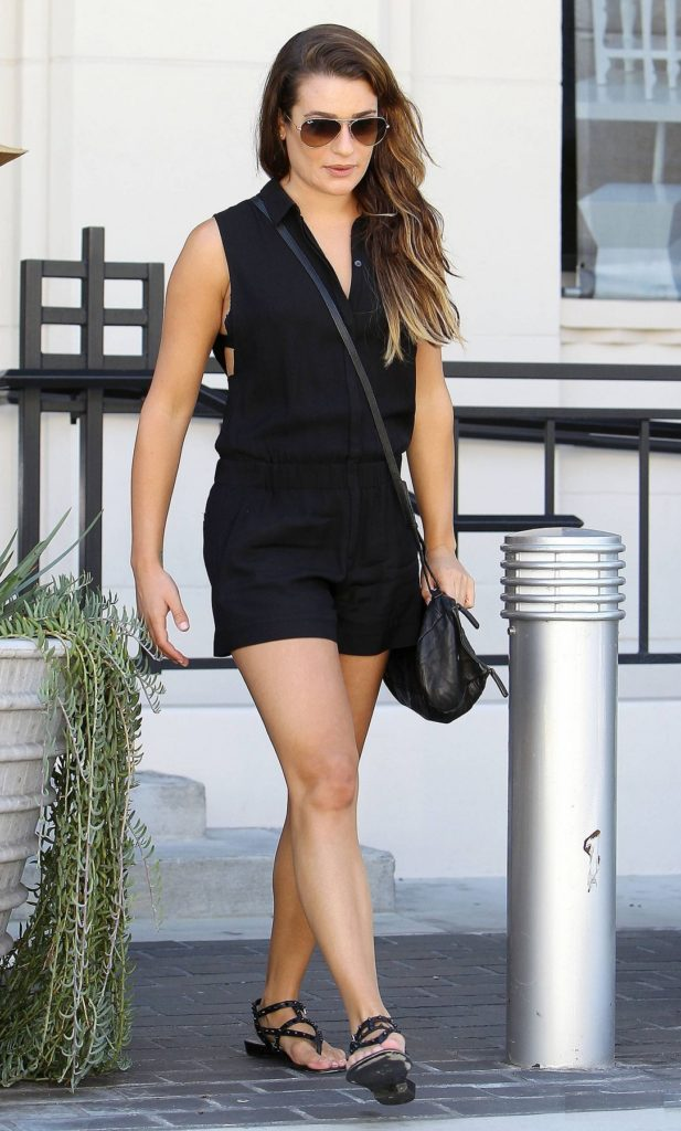 Lea-Michele-Thighs-Wallpapers