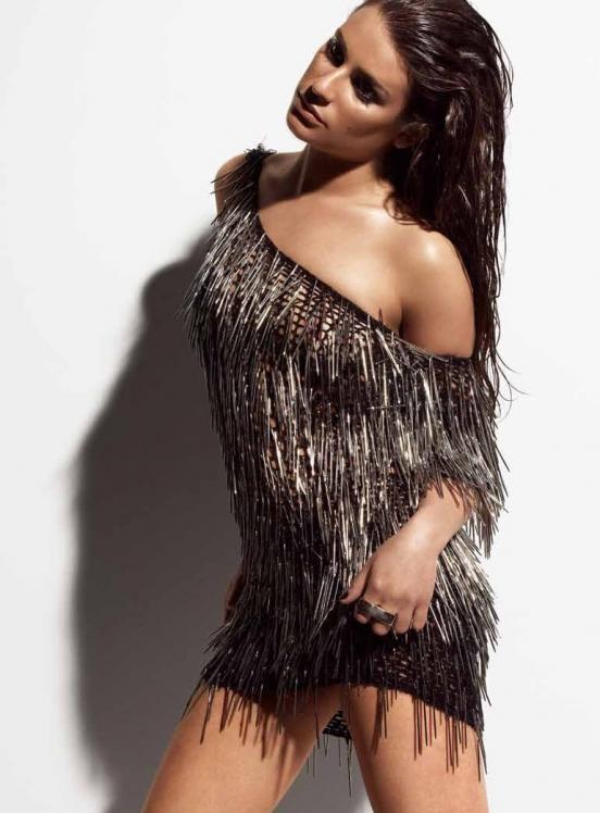 Lea-Michele-Undergarment-Wallpapers