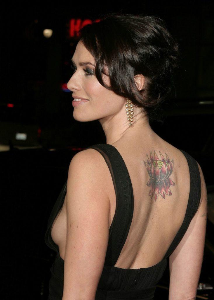 Lena-Headey-Backless-Photos