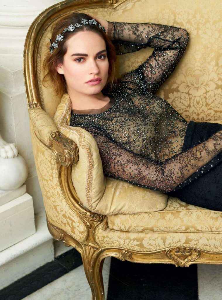 Lily-James-Body-Pics