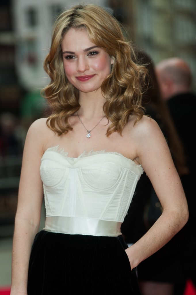 Lily-James-New-Wallpapers