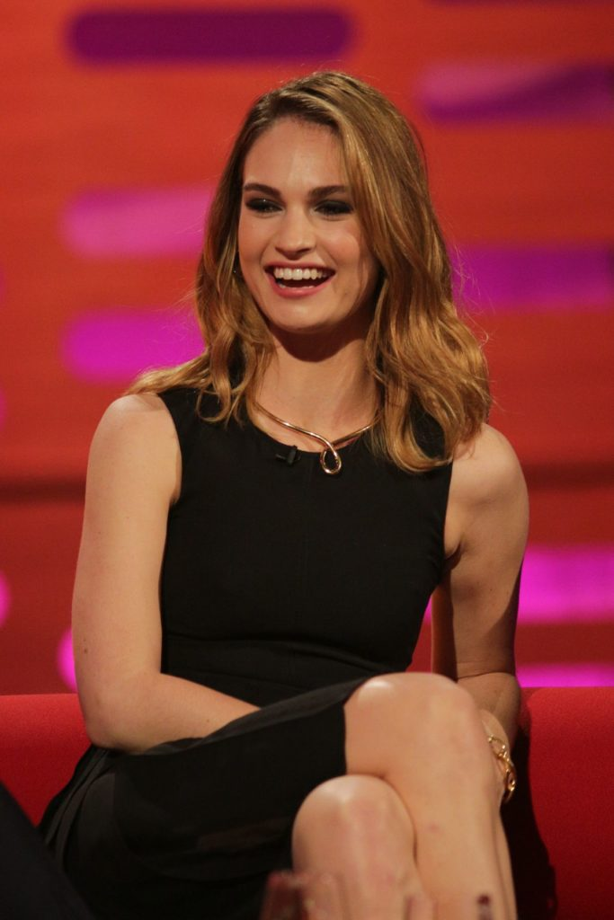 Lily-James-Pictures