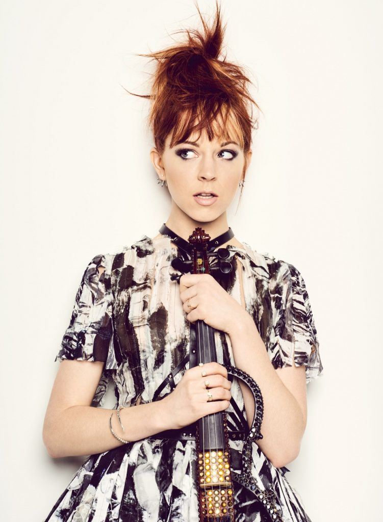 Lindsey-Stirling-makeup-Pics
