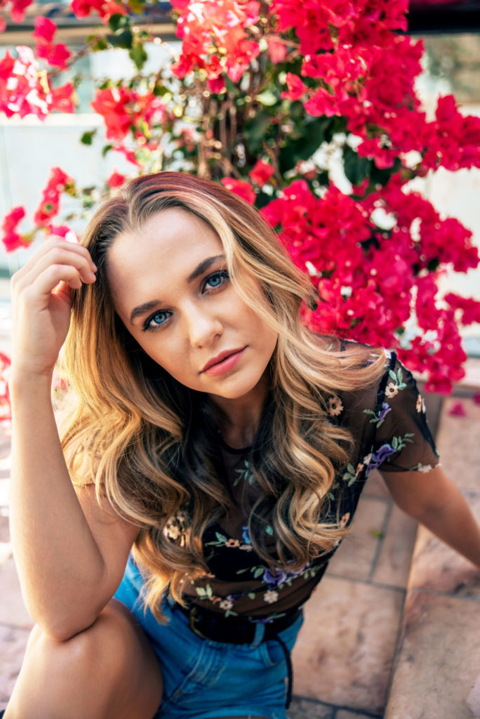 Madison Iseman Photoshoot