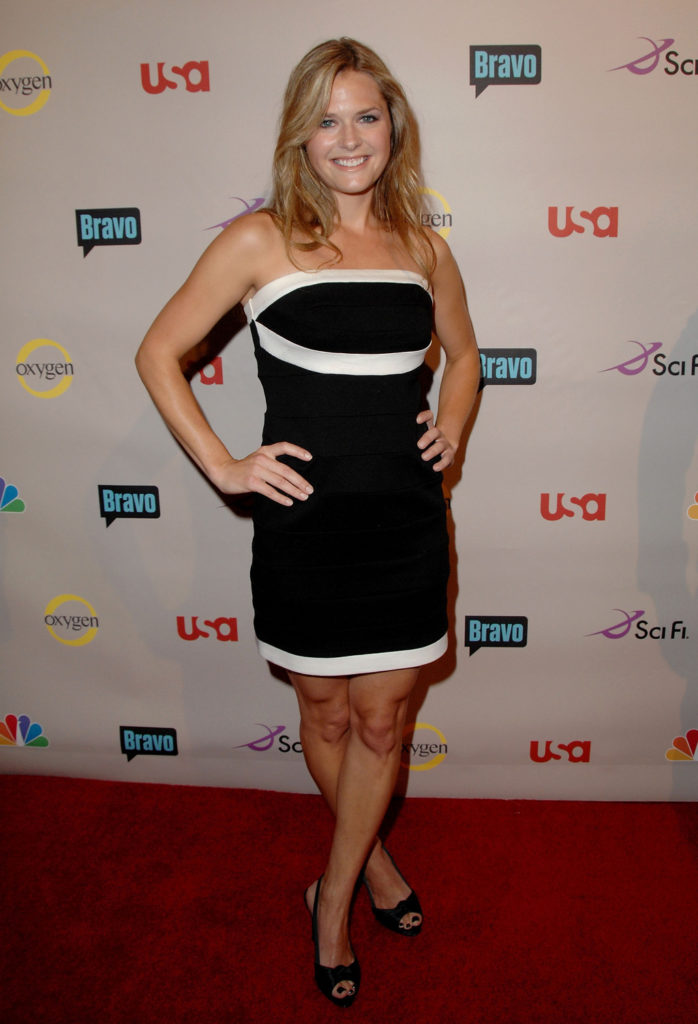 Maggie Lawson At Event Photos