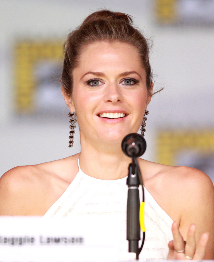 Maggie Lawson Cute Smile Wallpapers