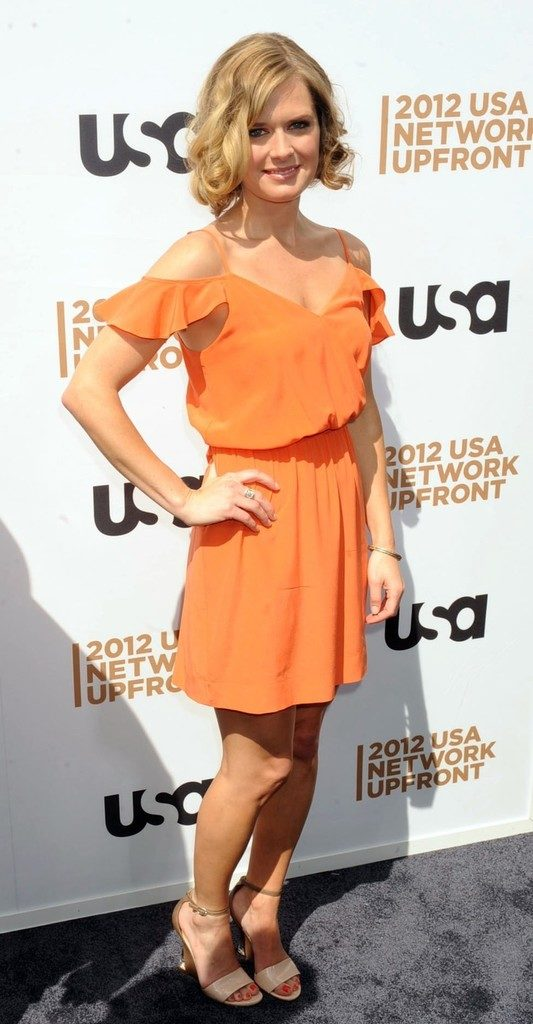 Maggie Lawson Feet Pictures